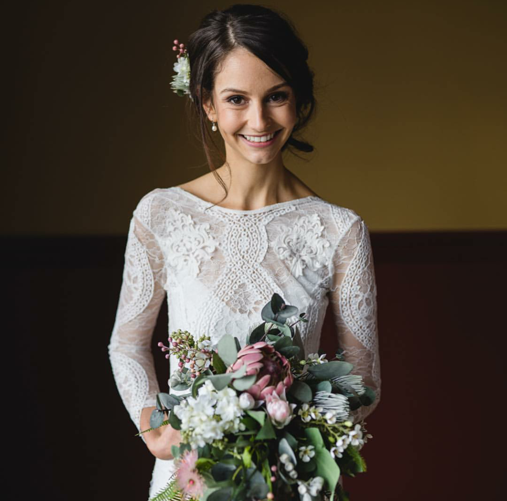 Bridal Hair and Makeup Daylesford
